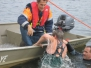 Te water geraking